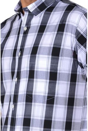Camisa-casual-masculina-tradicional-algodao-fio-50-preto-f04371a-3