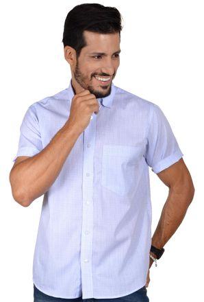 Camisa-casual-masculina-tradicional-algodao-fio-40-azul-claro-f05527a-1