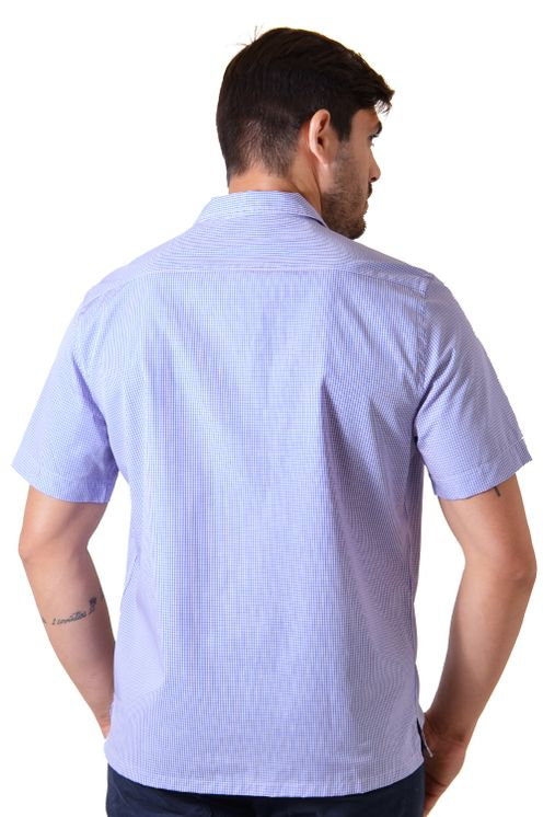 Camisa-casual-masculina-tradicional-algodao-fio-60-azul-medio-f01506a-2
