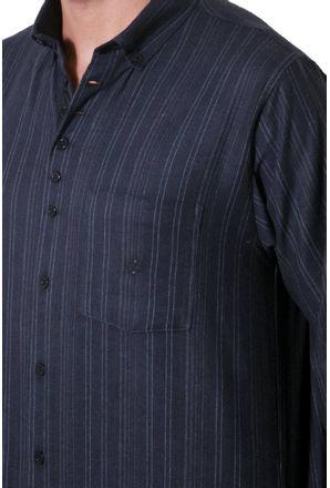 Camisa-casual-masculina-tradicional-flanela-azul-escuro-f01152a-3
