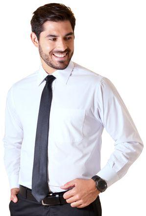 Camisa-social-masculina-tradicional-algodao-misto-branco-f05130a-1
