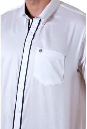 Camisa-casual-masculina-tradicional-algodao-fio-80-branco-f00639a-3