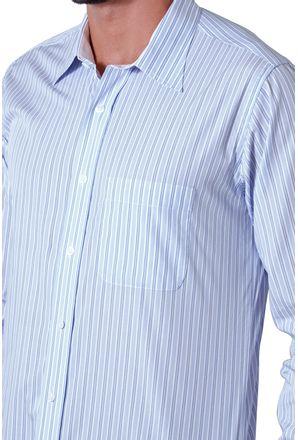 Camisa-casual-masculina-tradicional-algodao-fio-80-azul-f00161a-3