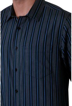 Camisa-casual-masculina-slim-algodao-fio-50-azul-escuro-f00486s-3