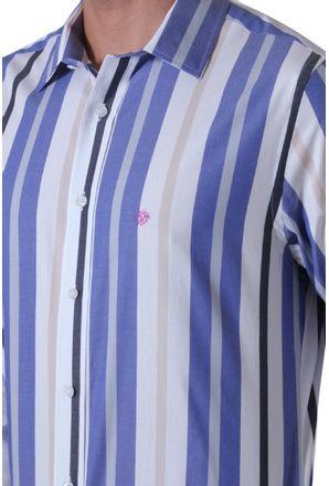 Camisa-casual-masculina-slim-algodao-fio-50-azul-f00470s-3