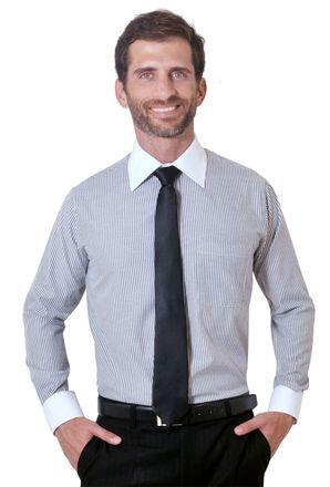 Camisa-social-masculina-tradicional-algodao-misto-preto-f05820a-1