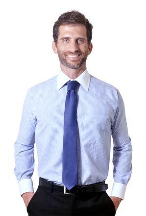 Camisa-social-masculina-tradicional-algodao-misto-azul-f05820a-1
