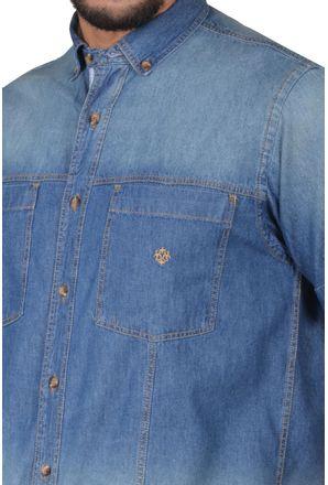 Camisa-casual-masculina-tradicional-jeans-azul-f01601a-3