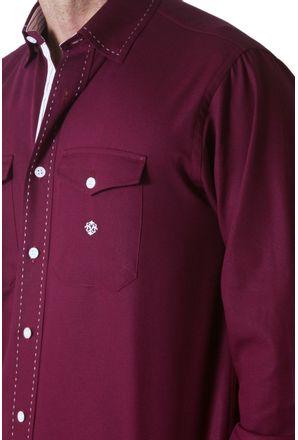 Camisa-casual-masculina-tradicional-algodao-fio-40-roxo-f01391a-3