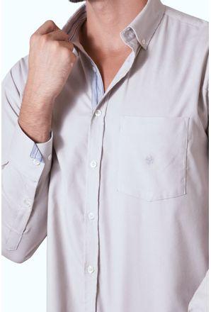 Camisa-casual-masculina-tradicional-veludo-bege-f01517a-3