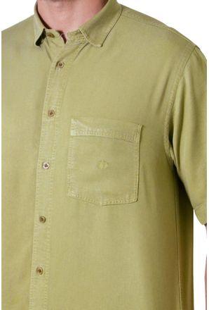 Camisa-casual-masculina-tradicional-tencel-verde-f06020a-3
