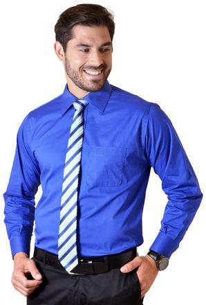 Camisa-social-masculina-tradicional-algodao-fio-40-azul-f05848a-1