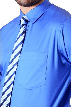Camisa-social-masculina-tradicional-algodao-fio-40-azul-medio-f05848a-3