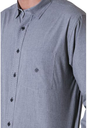 Camisa-casual-masculina-tradicional-flanela-cinza-f01677a-3