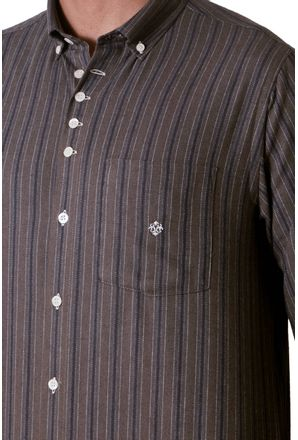 Camisa-casual-masculina-tradicional-flanela-marrom-f05633a-3