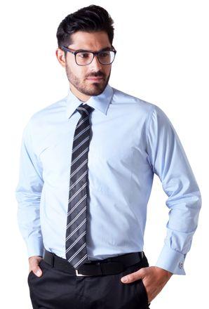 Camisa-social-masculina-tradicional-fio-50-abotoadura-azul-claro-f01299a-1