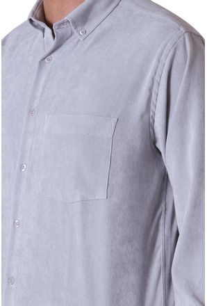 Camisa-casual-masculina-tradicional-veludo-molhado-cinza-f05691a-3