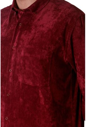 Camisa-casual-masculina-tradicional-veludo-molhado-bordo-f05691a-01-3