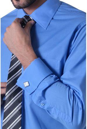 Camisa-social-masculina-tradicional-abotoadura-azul-medio-f02064a-3