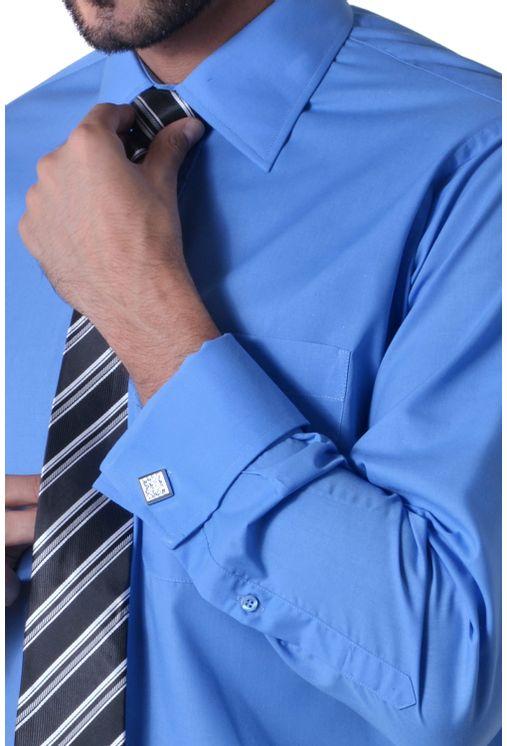 Camisa-social-masculina-tradicional-abotoadura-azul-medio-f02064a-1