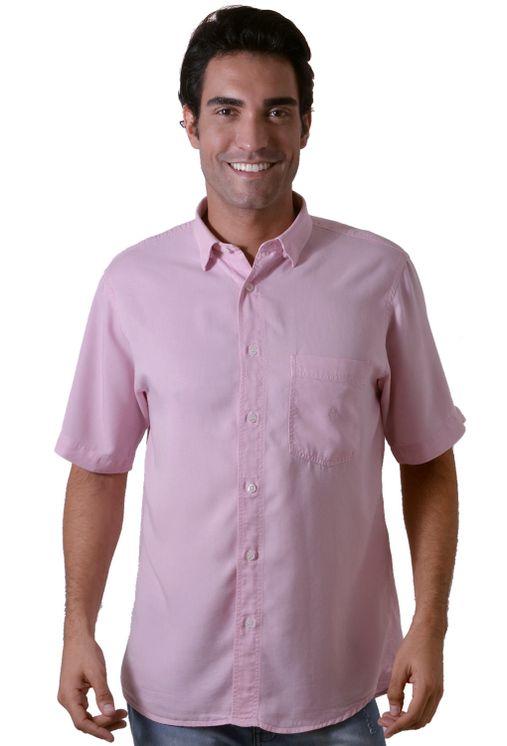 Camisa-casual-masculina-tradicional-tencel-rosa-f06020a-1