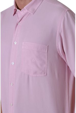 Camisa-casual-masculina-tradicional-tencel-rosa-f06020a-3
