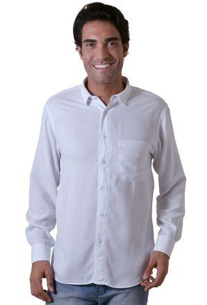 Camisa-casual-masculina-tradicional-tencel-branco-f06020a-1