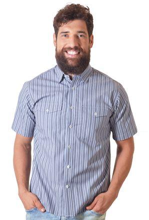 Camisa-casual-masculina-tradicional-fio-50-lilas-f06119a-1