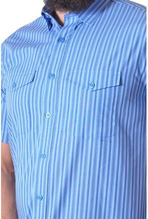 Camisa-casual-masculina-tradicional-fio-50-azul-escuro-f06119a-3