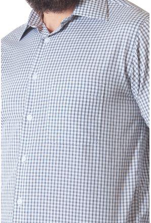 Camisa-casual-masculina-tradicional-algodao-preto-f05695a-3