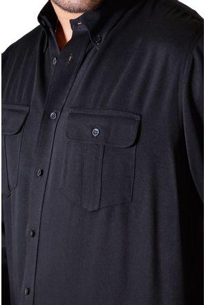Camisa-casual-masculina-tradicional-viscose-preto-f00481a-3