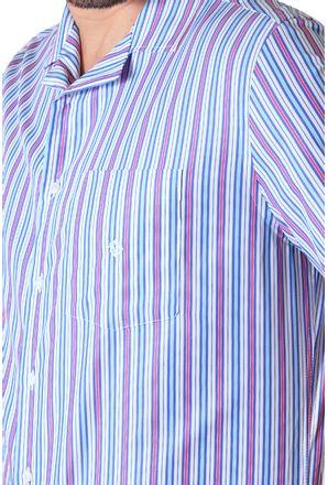 Camisa-casual-masculina-tradicional-algodao-fio-60-roxo-f01506a-3