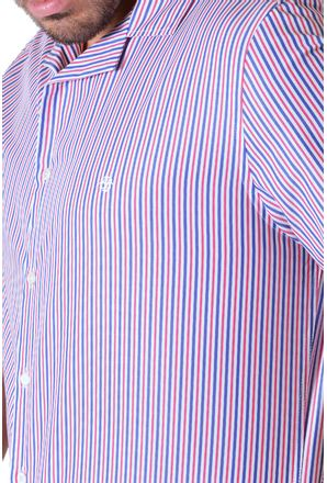Camisa-casual-masculina-tradicional-algodao-fio-60-rosa-f01506a-3
