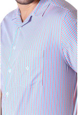 Camisa-casual-masculina-tradicional-algodao-fio-60-lilas-f01506a-3