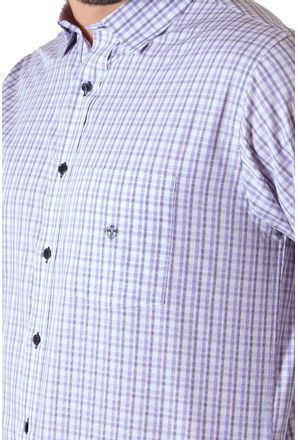 Camisa-casual-masculina-tradicional-algodao-fio-50-lilas-f01410a-3