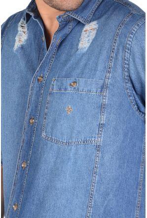 Camisa-casual-masculina-tradicional-jeans-azul-f01823a-3