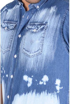Camisa-casual-masculina-tradicional-jeans-azul-f01821a-3