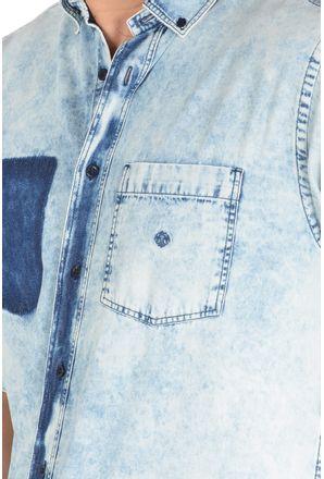 Camisa-casual-masculina-tradicional-jeans-azul-f01816a-3