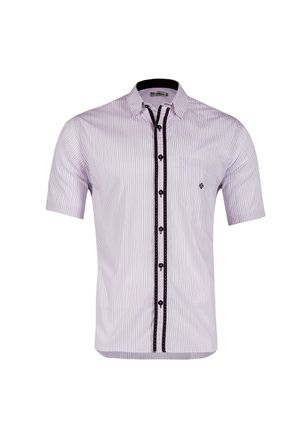 Camisa-casual-masculina-tradicional-algodao-fio-60-vermelho-f01195a-1