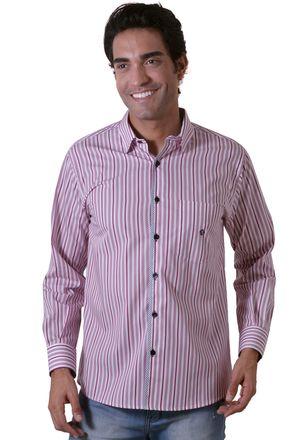 Camisa-casual-masculina-tradicional-algodao-fio-60-lilas-f01164a-1