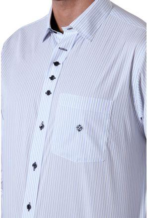 Camisa-casual-masculina-tradicional-algodao-fio-60-azul-f01260a-3