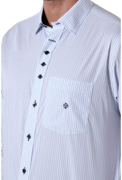Camisa-casual-masculina-tradicional-algodao-fio-60-azul-f01260a-1