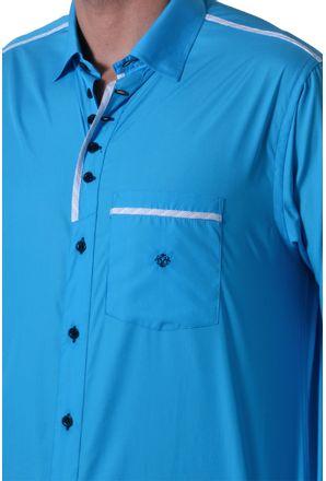 Camisa-casual-masculina-tradicional-algodao-fio-80-azul-f01202a-3