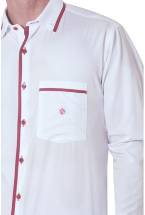 Camisa-casual-masculina-tradicional-algodao-fio-80-vermelho-f01202a-3