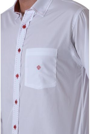 Camisa-casual-masculina-tradicional-algodao-fio-80-branco-f01238a-3