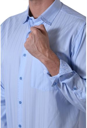 Camisa-casual-masculina-tradicional-algodao-fio-60-azul-f01315a-3