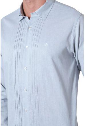 Camisa-casual-masculina-tradicional-linho-misto-cinza-f01293a-3