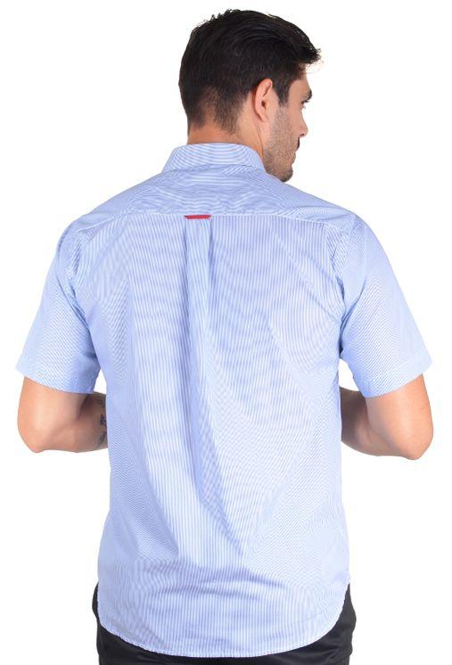 Camisa-casual-masculina-tradicional-algodao-fio-60-azul-medio-f01277a-2