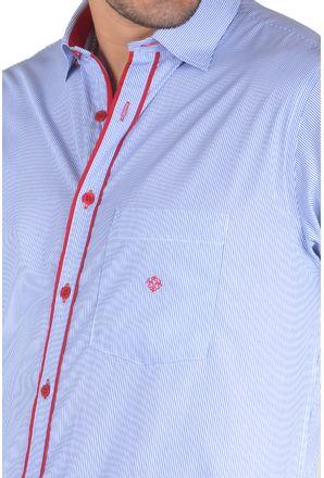 Camisa-casual-masculina-tradicional-algodao-fio-60-azul-medio-f01277a-3