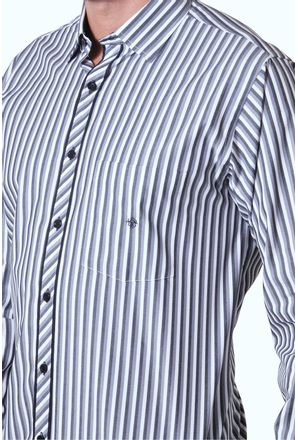 Camisa-casual-masculina-tradicional-algodao-fio-50-preto-f01396a-3
